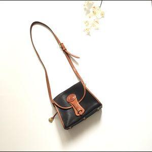 Dooney & Bourke Leather Equestrian Style Essex Bag